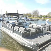 Leuke partyboot 12 personen